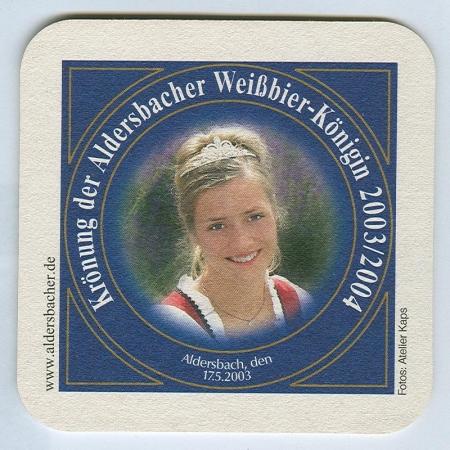 Aldersbacher alátét B oldal