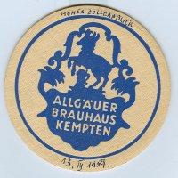 Allgäuer alátét A oldal