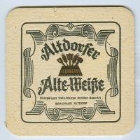 Altdorfer alátét A oldal