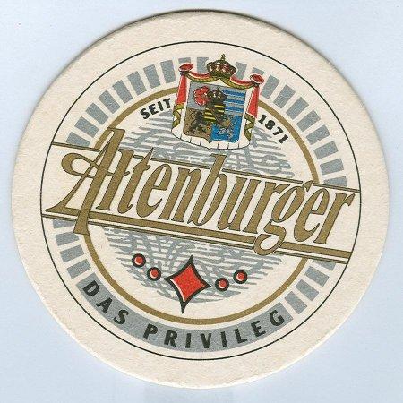 Altenburger alátét A oldal