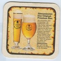 Altenmünster alátét B oldal