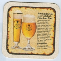 Altenmünster alátét A oldal