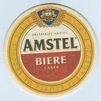Amstel alátét A oldal