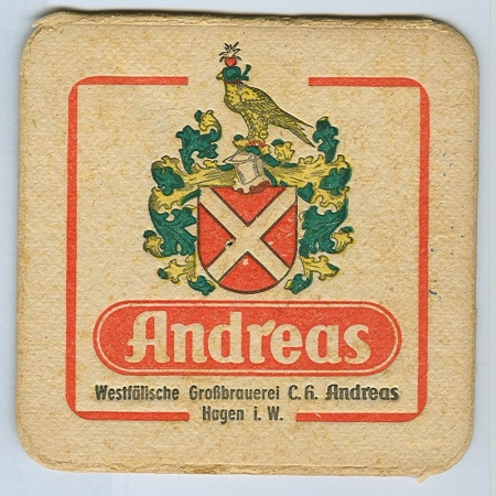 Andreas alátét A oldal