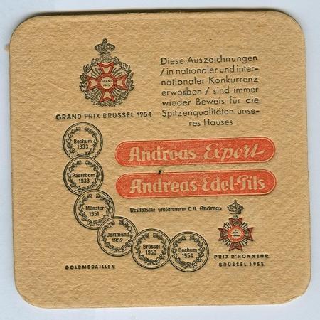 Andreas alátét B oldal
