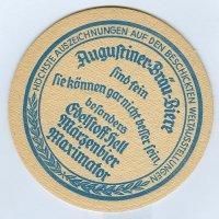 Augustiner alátét A oldal