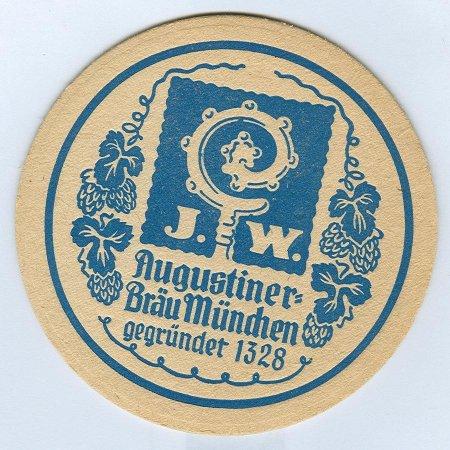 Augustiner alátét B oldal