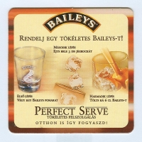 Baileys alátét B oldal
