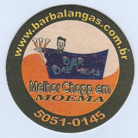 Bar Balangas alátét A oldal