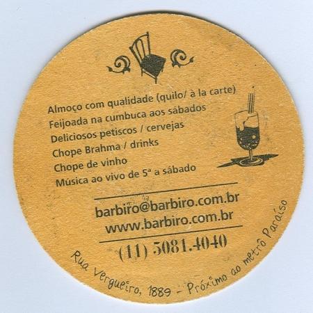Barbirô alátét B oldal