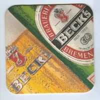 Beck's alátét B oldal