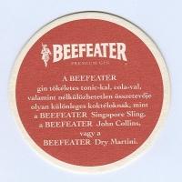 Beefeater alátét B oldal