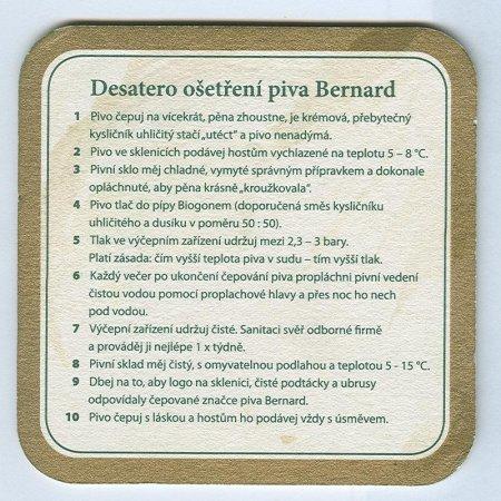 Bernard alátét B oldal