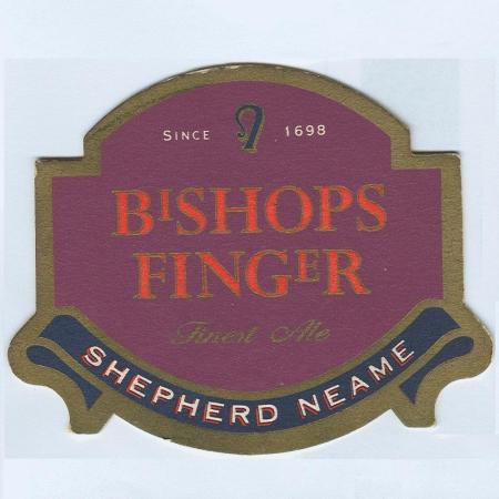 Bishopsfinger alátét A oldal