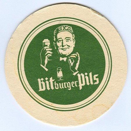 Bitburger alátét A oldal