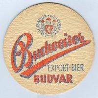 Budweiser alátét B oldal