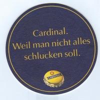 Cardinal alátét B oldal