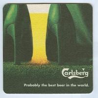 Carlsberg alátét A oldal