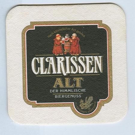 Clarissen Alt alátét A oldal