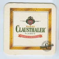 Clausthaler alátét A oldal
