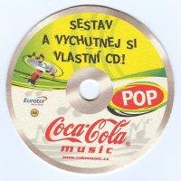 Coca-cola alátét A oldal