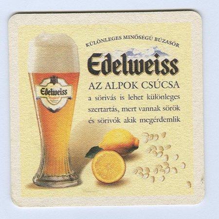 Edelweiss alátét B oldal