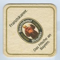 Franziskaner alátét A oldal