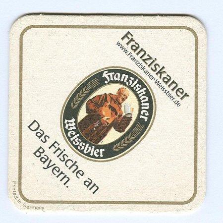Franziskaner alátét B oldal