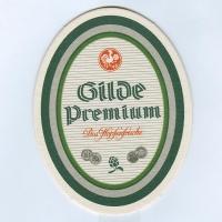Gilde alátét A oldal