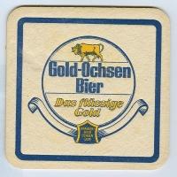 Gold Ochsen alátét B oldal