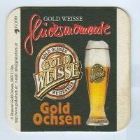 Gold Weisse alátét A oldal