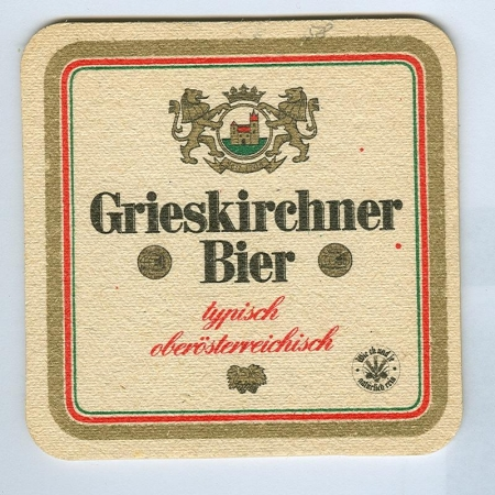Grieskirchner alátét A oldal