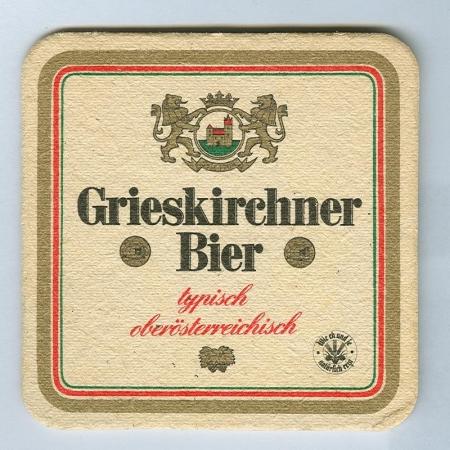 Grieskirchner alátét B oldal