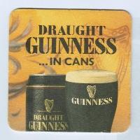 Guinness alátét A oldal