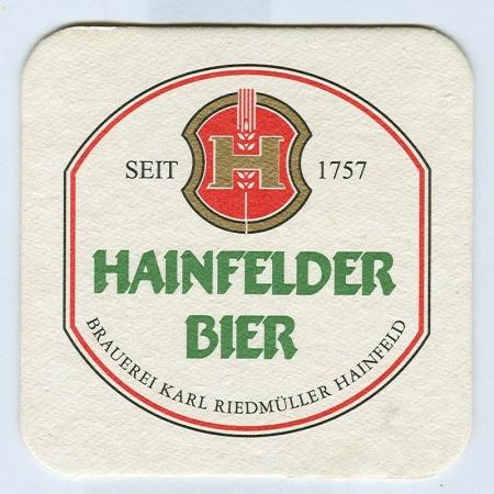Hainfelder alátét A oldal