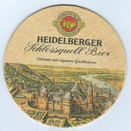 Heidelberger alátét A oldal