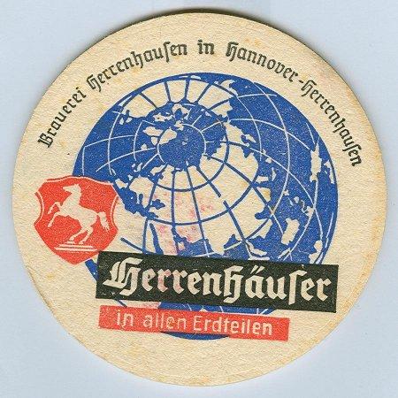 Herrenhausen alátét B oldal