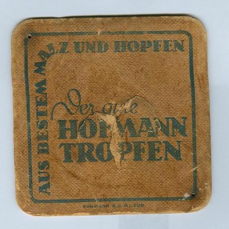 Hofmann alátét A oldal