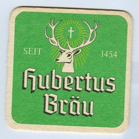 Hubertus alátét A oldal