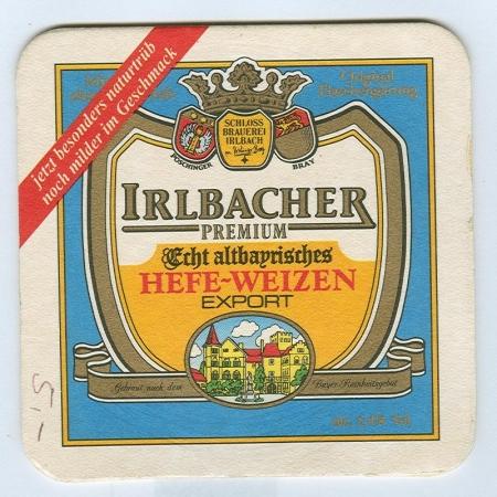 Irlbacher alátét A oldal