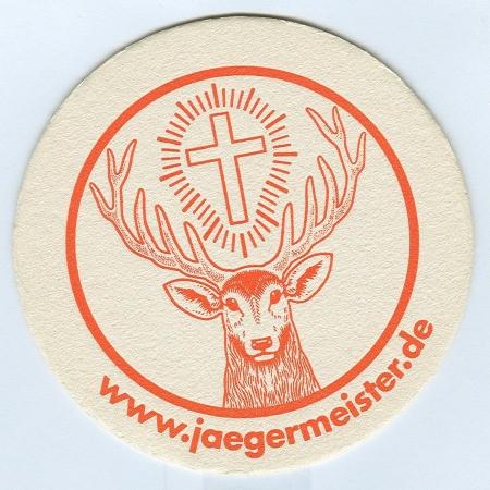Jägermeister alátét A oldal