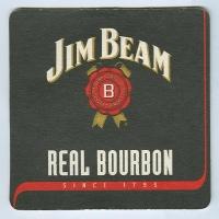 Jim Beam alátét A oldal