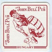 John Bull Pub alátét B oldal