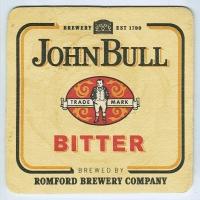 John Bull alátét A oldal