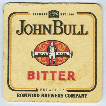 John Bull alátét B oldal