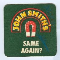 John Smith's alátét B oldal