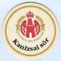 Kanizsai alátét A oldal