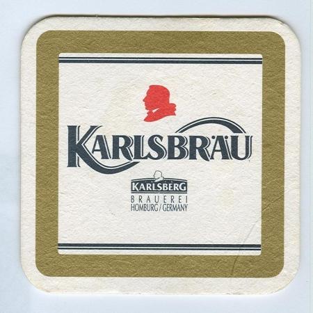 Karlsbräu alátét A oldal