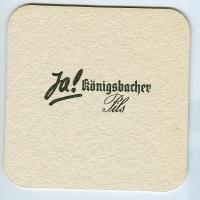 Königsbacher alátét B oldal