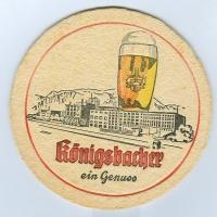 Königsbacher alátét A oldal